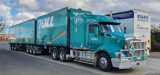 Toll - Kenworth T610 (55