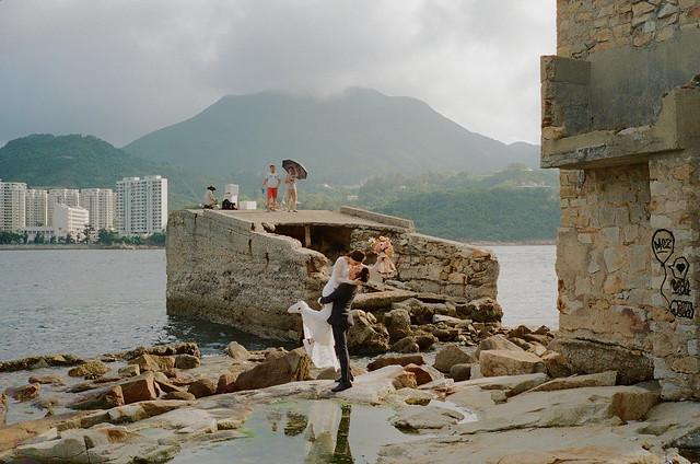 Lei Yue Mun Quarry, Hong Kong