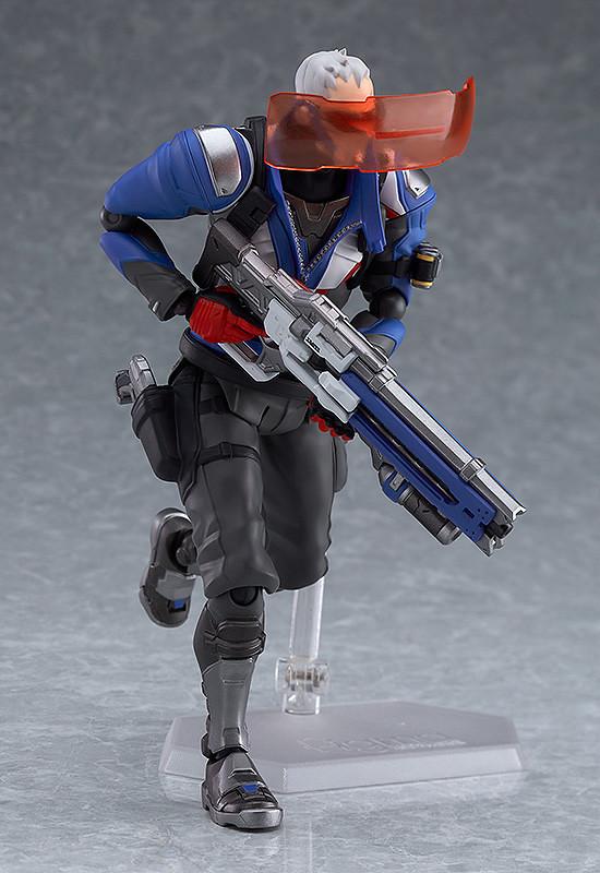 戰術目鏡啟動!figma《鬥陣特攻 Overwatch》士兵76(ソルジャー76)可動人偶