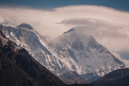 nepal everest lothse travel mountain mountains nature landscape outdoors khumbu