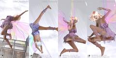 UZME Poses Fly&Jump3 Set(2/2)