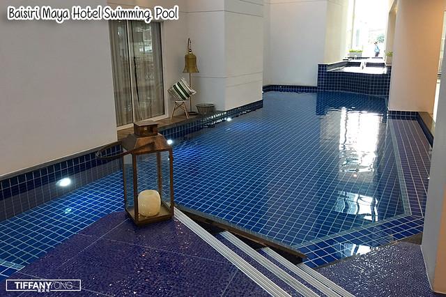 Baisirimaya Hotel Swimming Pool