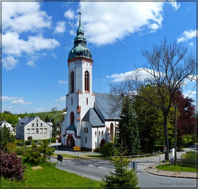 Heilandskirche zu Lauterbach bei Marienberg