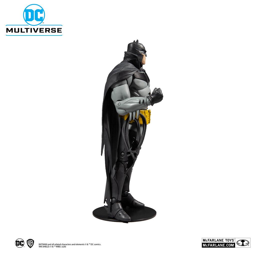 無比煞氣的「死亡天使」參戰! McFarlane Toys DC Multiverse 系列《蝙蝠俠:白色騎士》、《蝙蝠俠:白色騎士的詛咒》三款 7 吋可動人偶發表