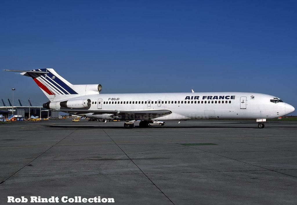 Air France B727-228 F-BOJD