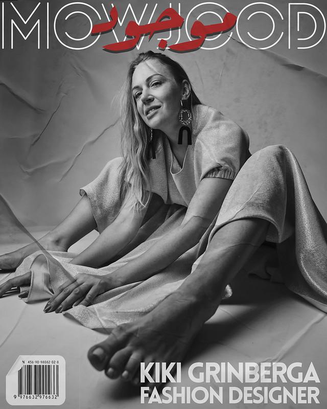 Mowjood - Kiki Grinberga