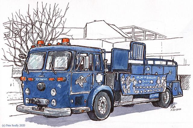 blue aggie firetruck 012220 sm