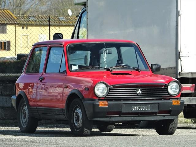 1983 Autobianchi A112 Elite
