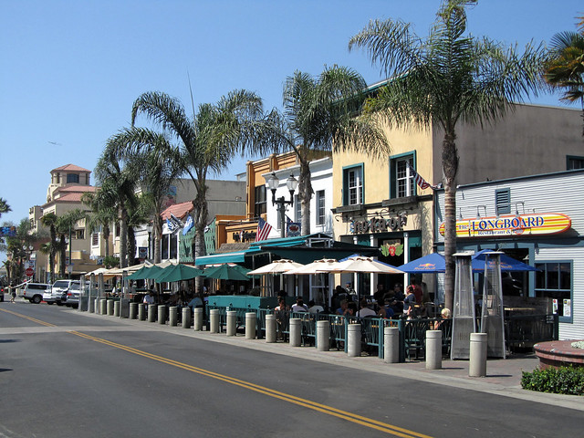 Huntington Beach - Main Street