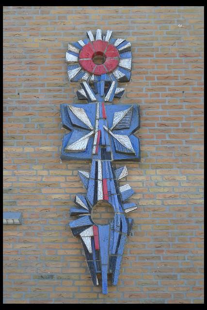 hoogkarspel kwk wandkunstwerk streekweg 224 01 1969 tieman h (streekwg)