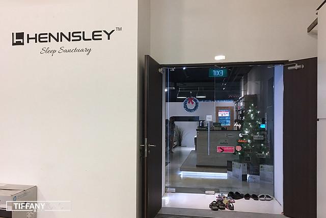 Hennsley Showroom