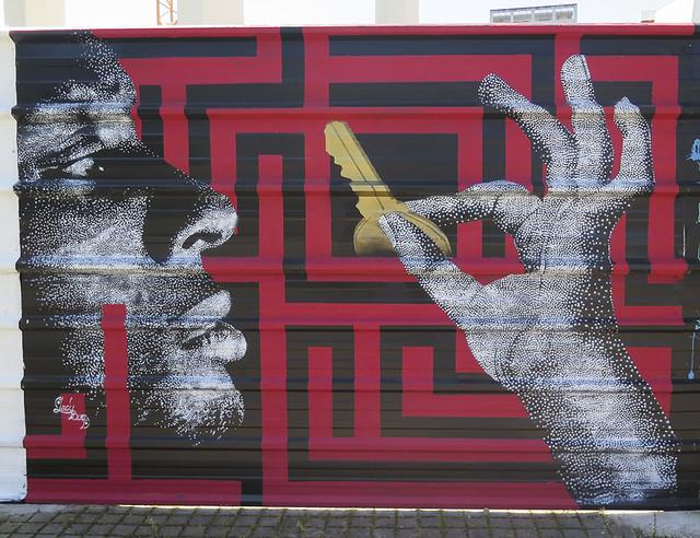 Nantes, Lady Bug