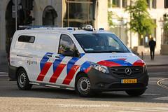 Dutch police Mercedes-Benz Vito