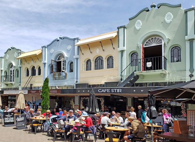 New Regent St Christchurch NZ.
