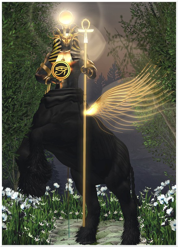 The Great Centaur Gallery - I Am Ra (Rayven Firebrand)