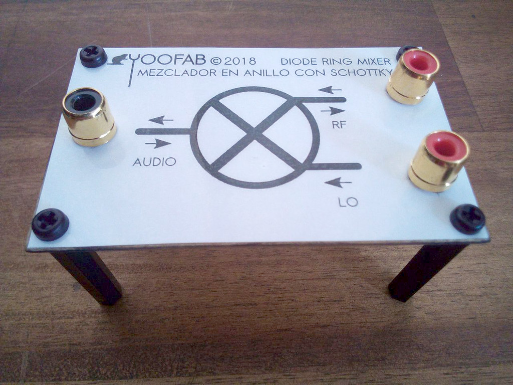 YooFab Diode Ring Mixer