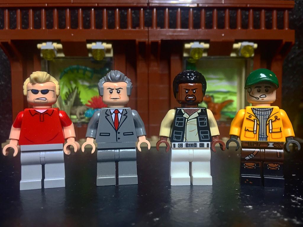 Jurassic Figures 3