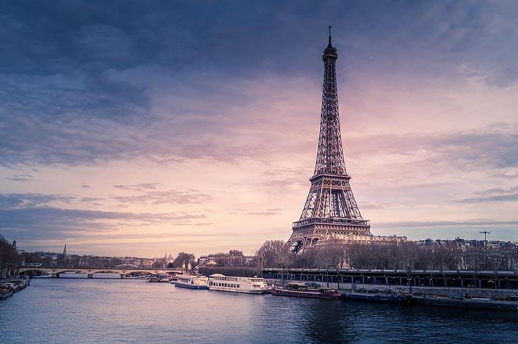 Visiting Paris in Winter