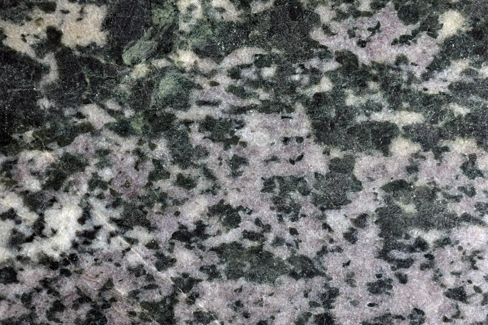 灰簾石 / Zoisite(切断面)