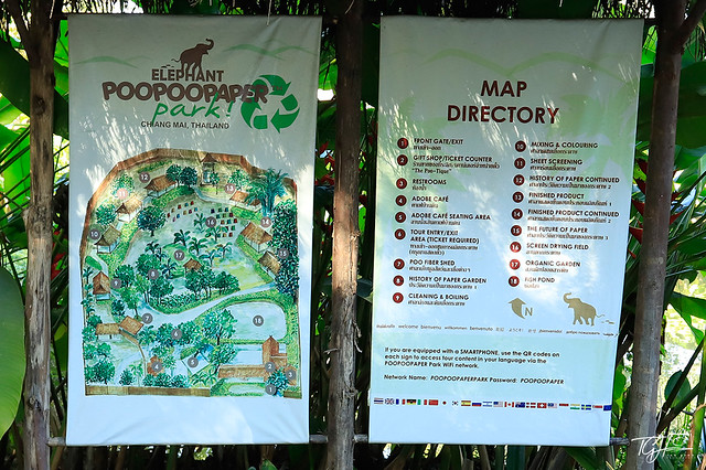 Poopoo Paper Park Map Directory