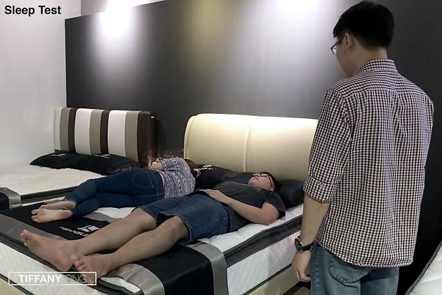 Hennsley Sleep Test