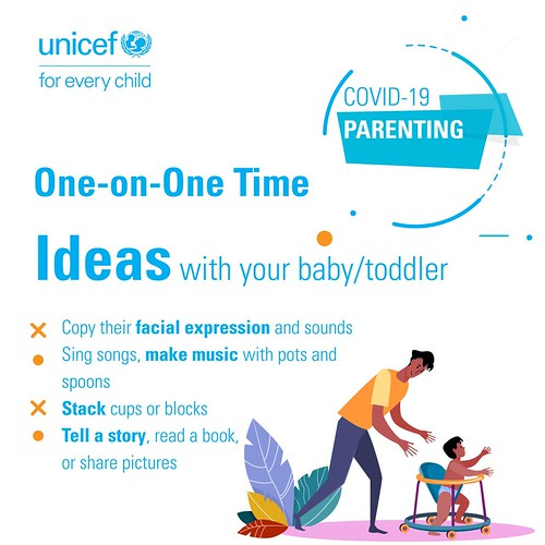Parenting tip designs | by UNICEF Ethiopia