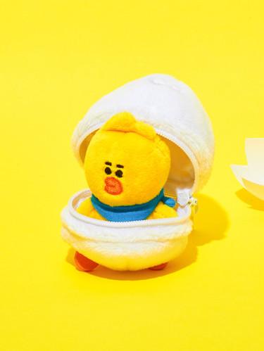 超萌破殼小雞新登場~LINE FRIENDS 「莎莉&新朋友」多款絨毛布偶 韓國限定販售!(SALLY & FRIENDS 라인프렌즈 샐리프렌즈)
