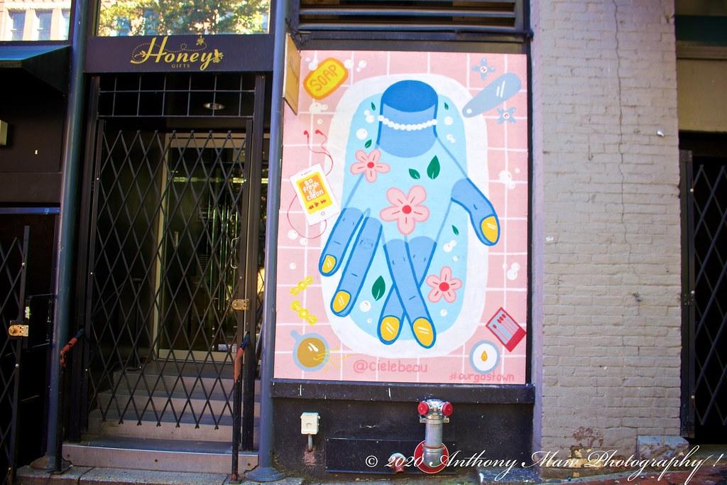 Vancouver COVID-19 Art
