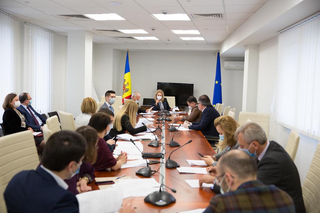 20.05.2020 Ședința Comisiei politică externă și integrare europeană