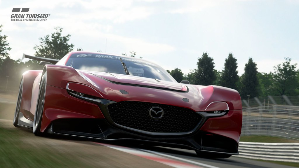 Gran Turismo Sport on PS4