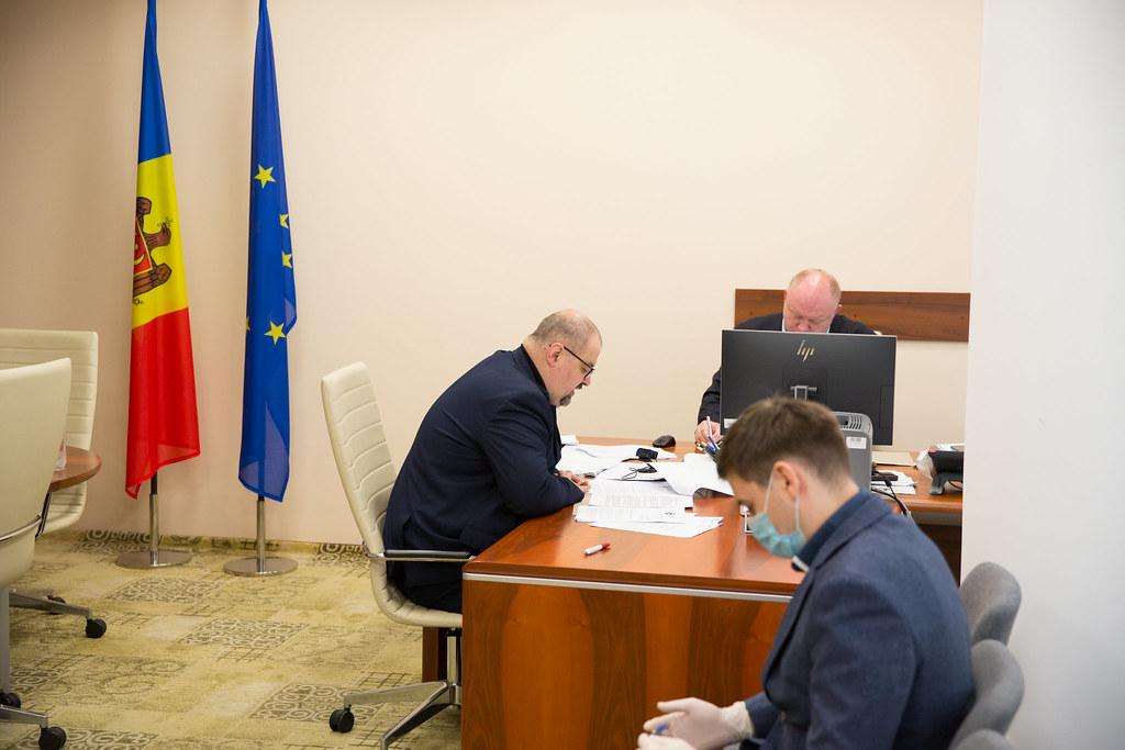 20.05.2020 Ședința Comisiei juridice, numiri și imunități