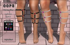 ::OOPS:: Abby Legs Straps