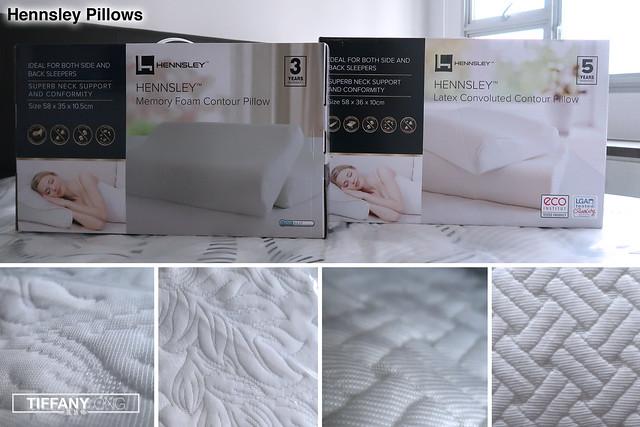 Hennsley Pillows