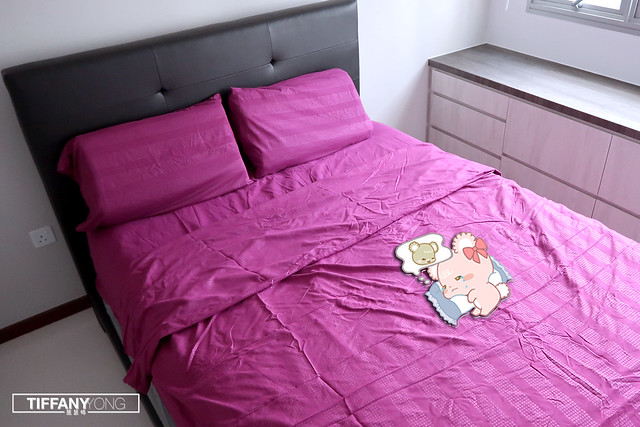 Hennsley Bed Review Shirleyn Yong