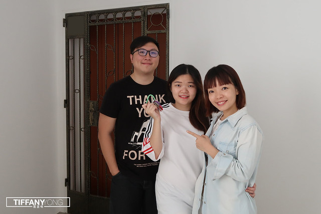 Tiffany Yong sister and brother in law