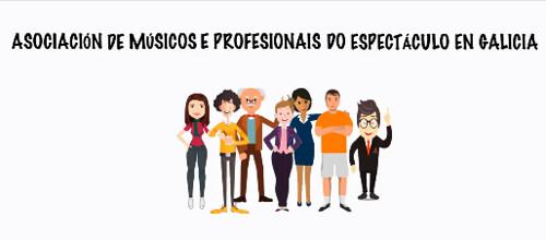 asociacion de musicos e profesionais do espectaculo de galicia