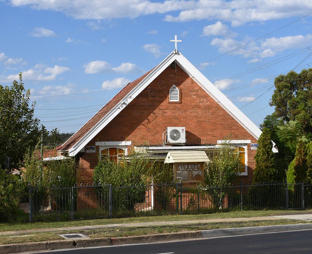 Sydney Woori Church, Northmead, Sydney, NSW.