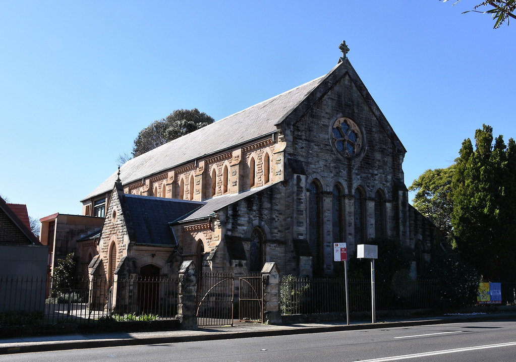 St Stephen's Anglican Church, Willoughby, Sydney, NSW.