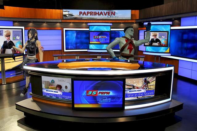 Sky News on 35 PRPN!