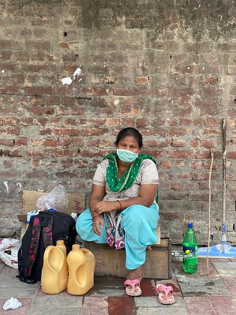 City Hangout - Mayawati's Tea Stall, Pamposh Enclave