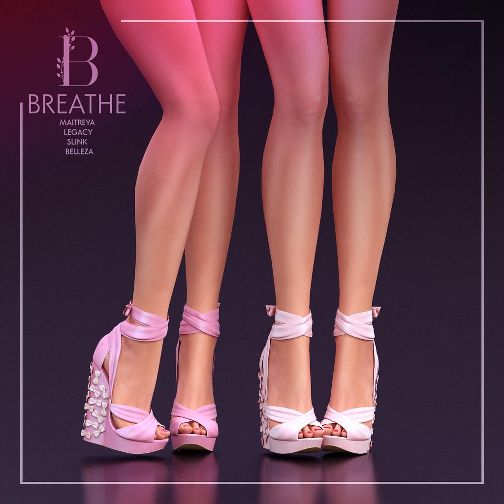 [BREATHE]-Ayaki@Belle Events