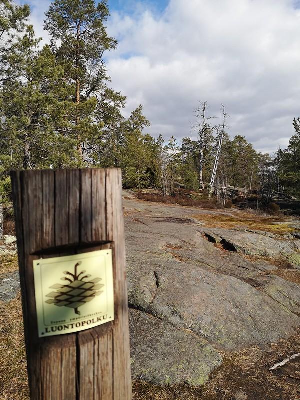Hanikan luontopolku Espoo