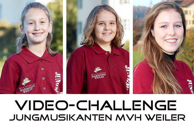 Video Challenge der Jungmusikaten 2020