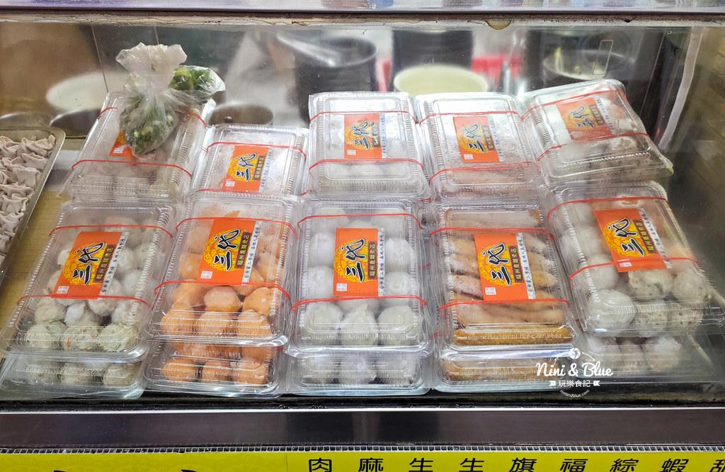 三代福州意麵老店 台中第二市場18