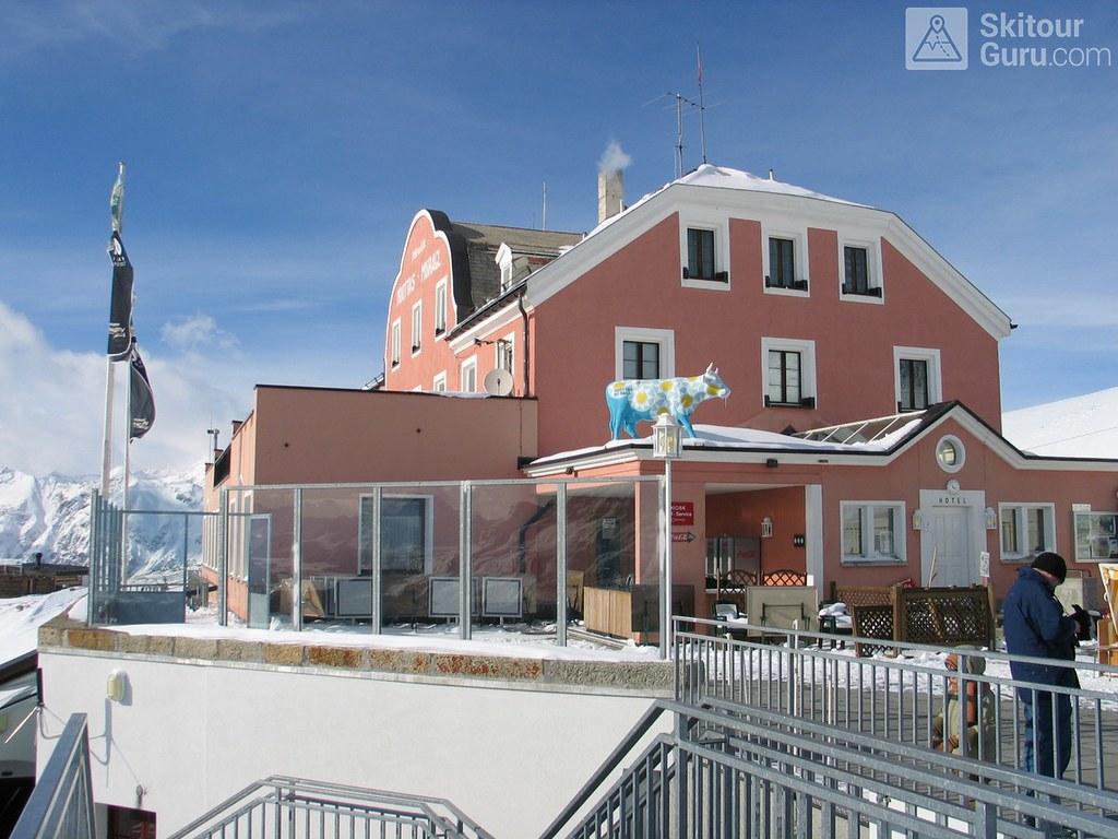 Muottas Muragl - Romantik Hotel Albula Alpen Schweiz foto 02