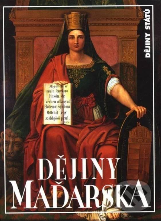 Kniha Dějiny Maďarska, László Kontler