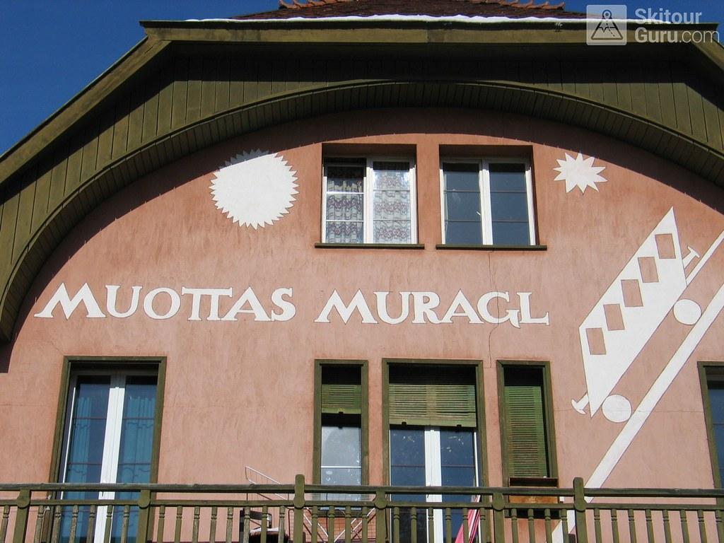 Muottas Muragl - Romantik Hotel Albula Alpen Schweiz foto 03