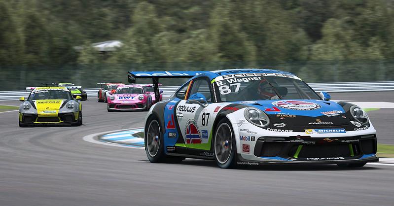 RaceRoom Porsche 911 Cup