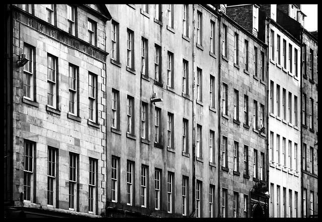 Edinburgh Facades