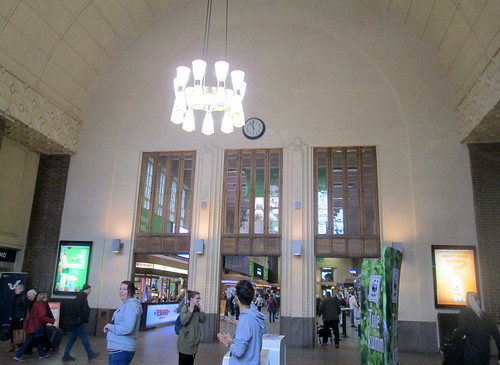 Hallway Helsinki Railway Station